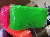 Подставка для педикюра яркая салатовая