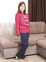 Пижама для девочки ТМ Роксана, 628