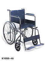 Инвалидная коляска из стали KY809-46