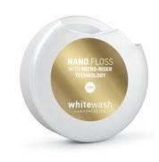Зубная нить–флосс WhiteWash NANO расширяющаяся, 25 м