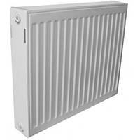 Панельний радіатор для опалення 300х500 тип 22 бокове підключення Rens