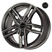Литые диски Replica Audi (2788) R16 W7 PCD5x112 ET42 DIA66.6 (MK-P)