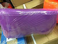 Подставка для педикюра яркая фиолетовая