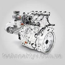 Базовая модель газового двигателяLiebherrG934