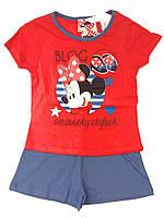 Пижама детская для девочки р.98,128