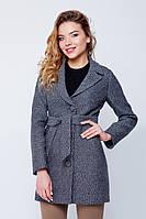 """Пальто-пиджак """"Лорен"""" черное"""