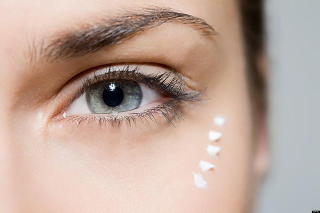 Для кожи вокруг глаз