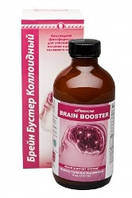 Брейн Бустер (Brain Booster) Ad Medicine - коллоидная фитоформула для сосудов, атеросклероз, давление, инсульт