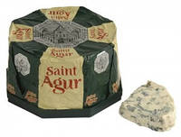 Сыр Saint Agur Сент-Агюр Франция (режем от 300 грамм)