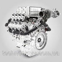 Газовый двигатель Liebherr G9508