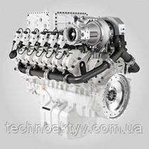 Газовый двигатель Liebherr G9512