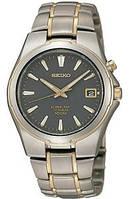 Мужские часы Seiko SKA214P1 Kinetic Titanium, фото 1