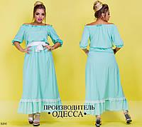 Платье (разм 50-56) 8206 /р27
