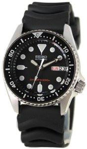 Мужские часы Seiko SKX013K1 Automatic Diver