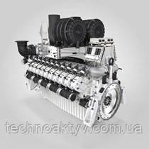 Газовый двигатель Liebherr G9620