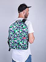 Рюкзак Punch Crypt Poly, зеленый