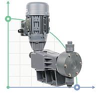 Мембранний насос для теплиц  PDM-D BA 300/5 400/3/50 0,25