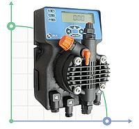 Дозирующий насос для басейнов  PDE DLX PH-RX/MBB 8-10 230V/240V