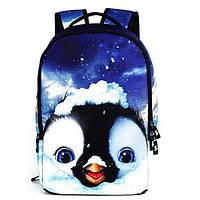 Рюкзак с принтом Пингвин