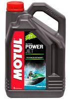 Моторное масло Motul POWERJET 2T (4L)
