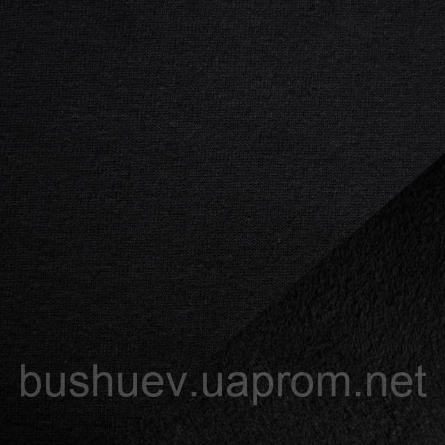 Хлопчатобумажный трикотаж на искусственном меху