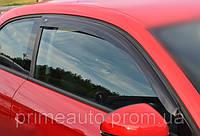 Дефлекторы окон (ветровики), комлект. (Cobra Tuning) - A1 - Audi - 2010