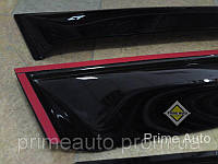 (3D) Дефлекторы окон (ветровики), комлект. (Cobra Tuning) - 208 - Peugeot - 2012 P11512