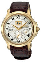 Мужские часы Seiko SNP044P1 Premier Kinetic Perpetual