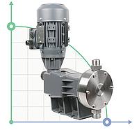 Мембранний насос-дозатор PDM-D AA 535/2 400/3/50 0,25