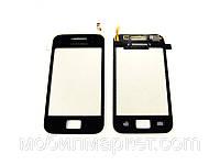 Сенсорный экран для Samsung s5830 Лучшая копия  Чёрный