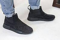 Ботинки мужские демисезонные замшевые Uk0460