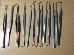 Інструменти стоматологічні