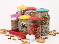 Вакуумные крышки для консервации и хранения
