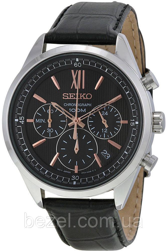 Мужские часы Seiko SSB159P1 Chronograph