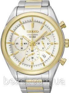 Мужские часы Seiko SSB090 Chronograph