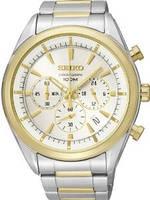 Мужские часы Seiko SSB090 Chronograph, фото 1