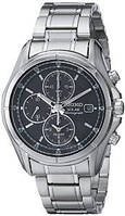 Мужские часы Seiko SSC001 Solar Chronograph, фото 1
