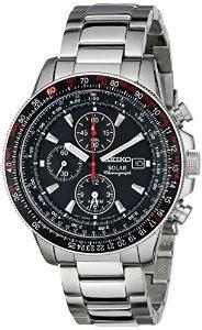 Мужские часы Seiko SSC007 Chronograph