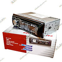 Автомагнитола SP-1248 USB, FM, SD, AUX, Пульт ДУ
