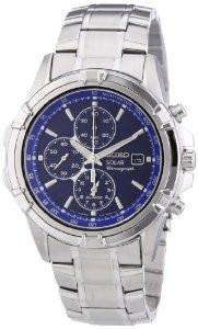 Мужские часы Seiko SSC141 Solar