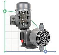 Мембранный Насос дозатор для систем водоснабжения  для водоснабжения  PDM-D CA 27/14 400/3/50 0,18