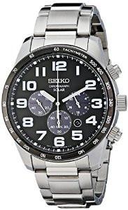 Мужские часы Seiko SSC229 Solar