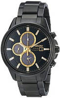 Мужские часы Seiko SSC269 Solar Chronograph, фото 1