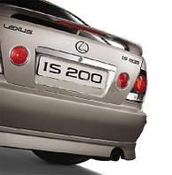 Cпойлер задний, с стоп сигналом (Lexus) - IS - Lexus - 2001