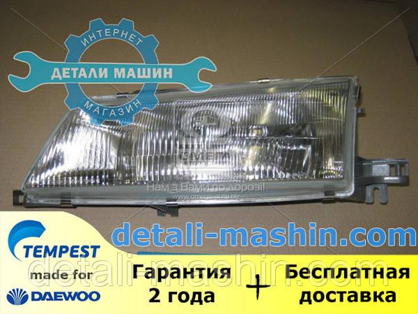 Фара левая механическая Нексия 08 (TEMPEST) DAEWOO Nexia 020 0142 R3C