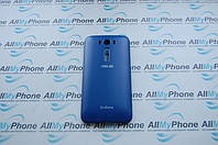 Задняя панель корпуса для мобильного телефона Asus Zenfone 2 ZE500KL синяя