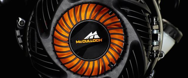 Высокое качество материалов садового пылесоса McCulloch GBV 325