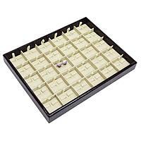 Ювелирный планшет квадраты для серег