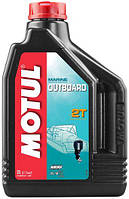 Масло моторное Motul OUTBOARD 2T (2L)