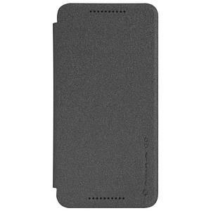 Чехол книжка для LG Nexus 5X H791 боковой с окошком, Nillkin Sparkle Series Черный
